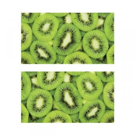 Mobiles Kiwi x 2 - carton - 27 x 49 cm