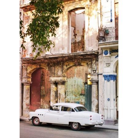 Affiche Cuba - 50 X 70 cm