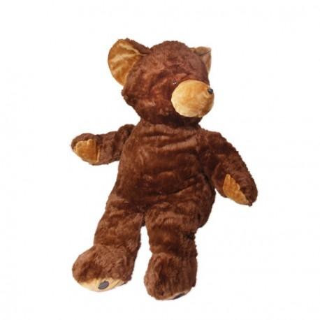 Peau de gros ours à bourrer - H. 150cm