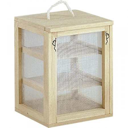 Grand fromager authentique en bois - 25 x 24 x 32