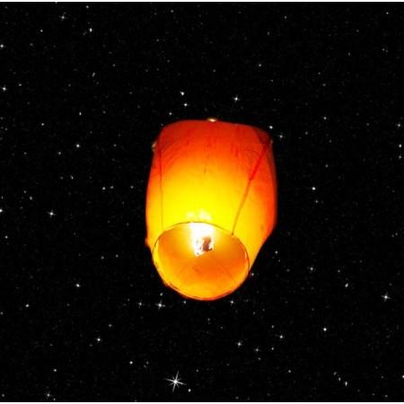 Lanterne volante - Haut 85cm - Diam 34cm