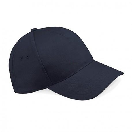 Casquette bleu marine - coton