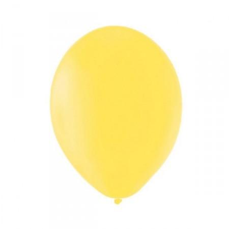Ballons jaunes x 12 - Diam. 29cm