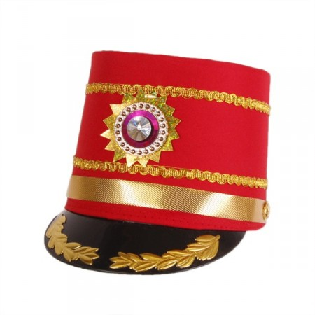 Chapeau de fanfare - Haut 18cm