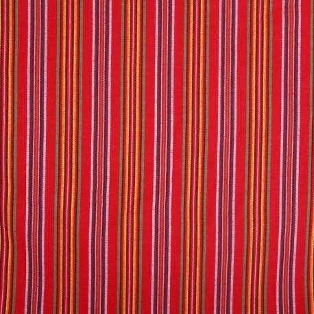 Tissu oriental - Coupe de 2m - Larg. 150 cm