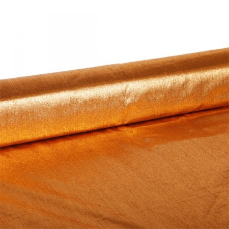 Tissu Cuivre  - Larg. 140 cm    (vendu au mètre)