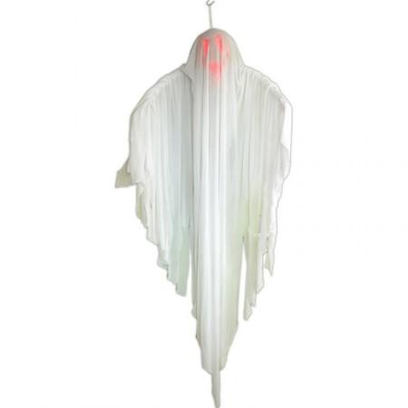 Fantôme lumineux 153cm led - 8 fonctions - piles LR44 non fournies