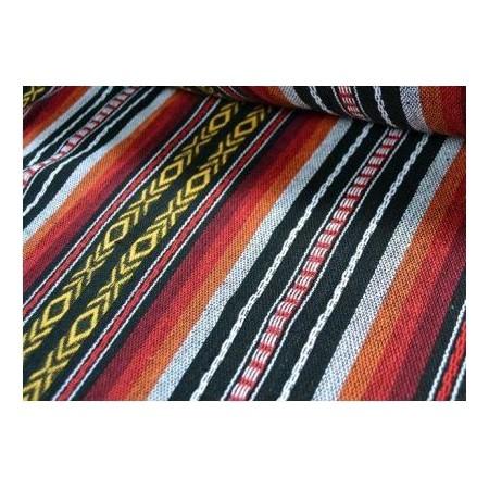 Tissu mexicain -  larg: 150 cm : le ml