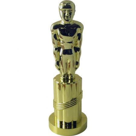 Trophée récompense cinéma hauteur 24 cm - plastique