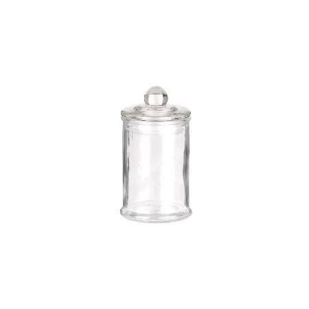 Bonbonnière de confiseur 10 x 21,5 cm (VERRE)
