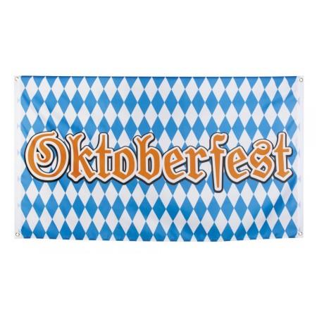 Drapeau  Oktoberfest - tissu - 90 x 150 cm