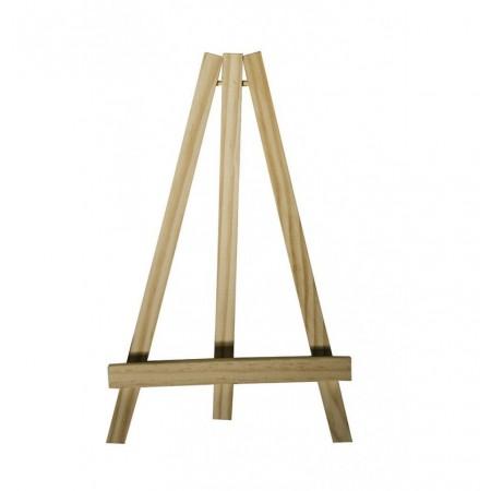 Chevalet en bois 25 x 15 cm