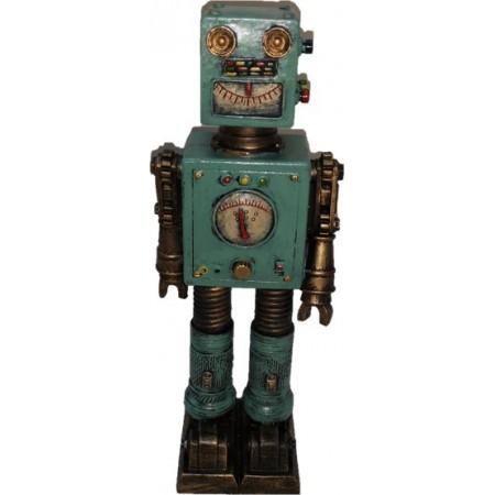 Robot - Résine - Haut 27cm
