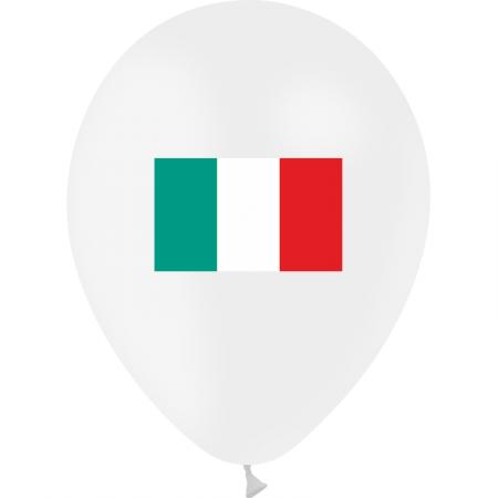 Pochette de 10 ballons Italie