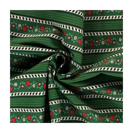 Tissu traditionnel russe - Larg140cm - vendu au ML