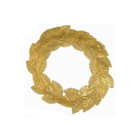 Couronne de laurier doré