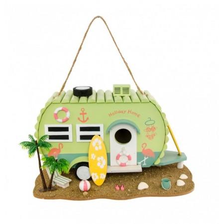 Caravane de plage 29 x 16 x 7 cm