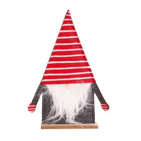 Père Noel Feutrine - Triangle 31cm