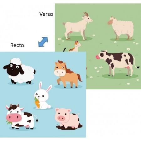 Mobiles animaux de la ferme