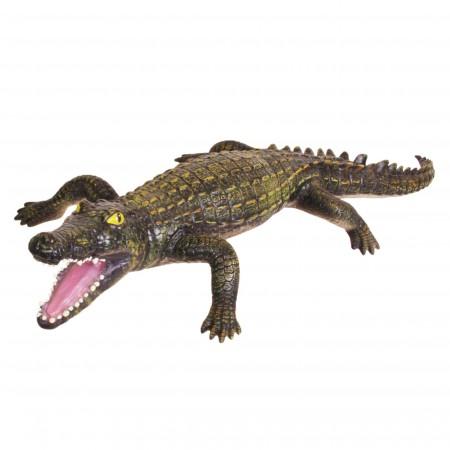 Crocodile - pvc - 130 x 50 x 20 cm