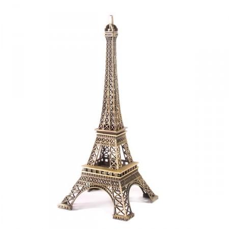 Tour Eiffel en metal - 32 cm
