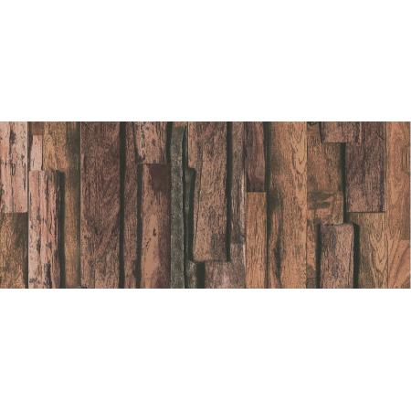 Tissu motifs planche en bois - ignifugé M1 - Larg. 150cm   (vendu au mètre)