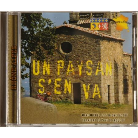 """CD """" Un Paysan s'en va """" *"""